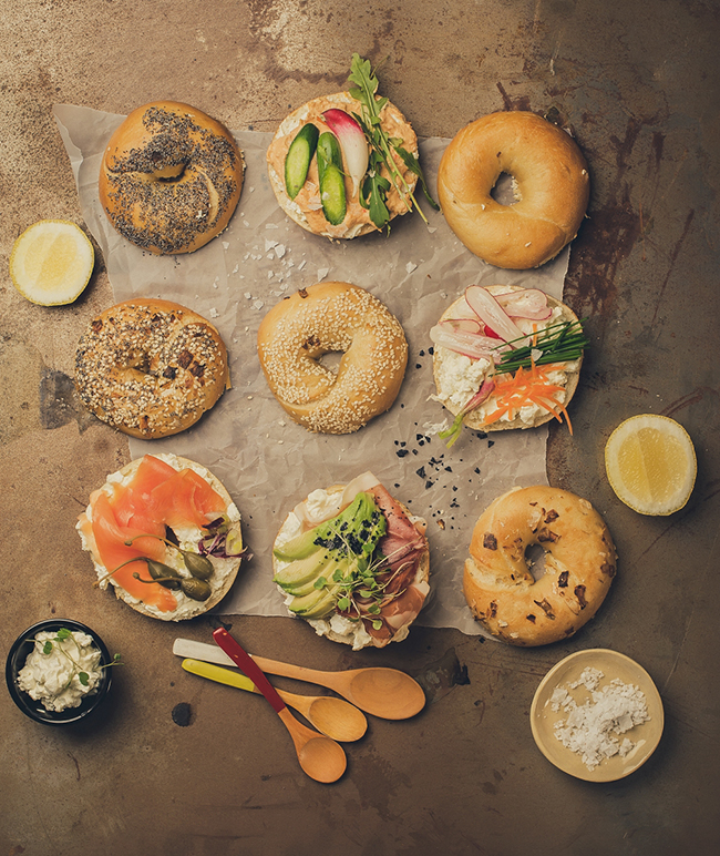 Bagel Party